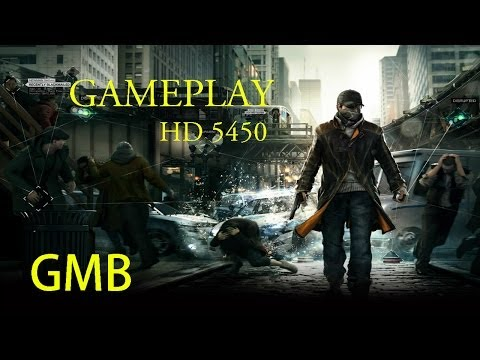 Watch Dogs On Radeon HD 5450