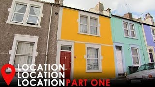 Finding A Victorian House For £100K In Bristol Part One | Location, Location, Location