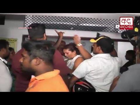 protest near sapugas|eng