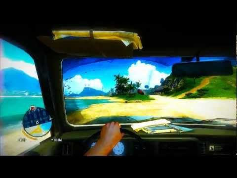 Far Cry 3 - Rolé de Viatura