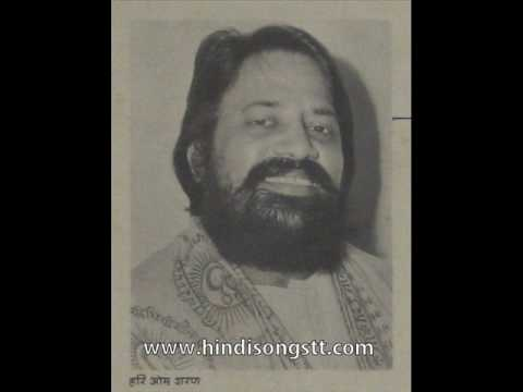 Hari Om Sharan - Aarti Kunj Bihari Ki - Kunj Bihari Aarti.wmv...