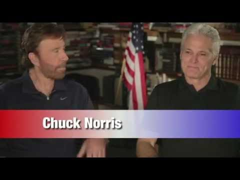 The MAKING of Last Ounce of Courage with Chuck Norris & Marshall Teague