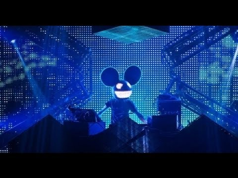 [HD] Deadmau5 LIVE in Malaysia 2014 - Future Music Festival Asia 2014