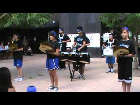 Central High School Drumline - Pueblo, CO