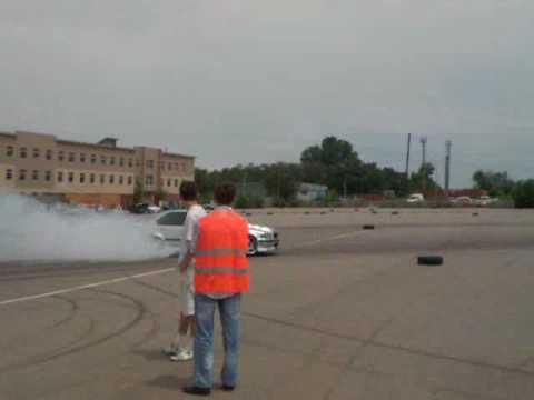 Almaty Kazahstan 19.06.2010 drift 3stage DADAKA