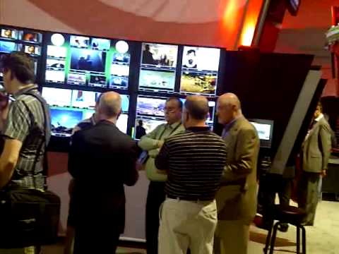 A bit of The NABSHOW 2012 as held in Las Vegas.