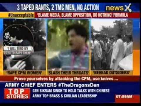 Bengal CM Mamata Banerjee refuses to act against TMC hatemonger
