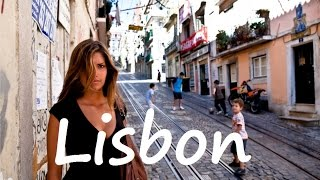 (HD1411) 6 minutes in Lisboa, Portugal, Lisbon, Lisbonne - GoPro Hero