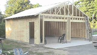 Do it yourself plans for garage woodworking projects plans for Build your own garage plans free