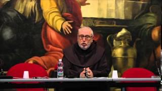 video Conferenza di Padre Sicari alla Sala Quadrivium di Genova sulla figura di S. Teresa d'Avila Servizio di Paolo Grisolia.