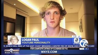 Logan Paul Apologizes: Tells His Fans NOT To Defend Him (GMA)