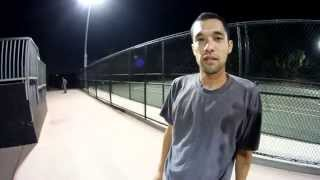 GHETTO STAR WEEKLY Ronnie Capron Switch 360 Trick Tip
