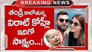 Anushka Sharma Is Pregnant Finally Virat Kohli Become A Father | Top Telugu Media