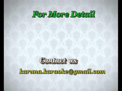 Oye Raju Pyaar Na Kariyo Dil Toot Jaata Hain - Karaoke video