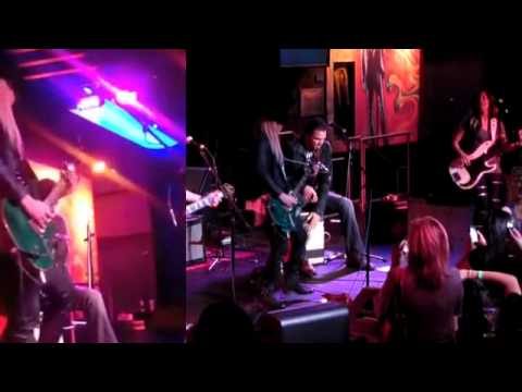 Orianthi Fire (New Song) live 2011