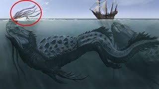 Los 5 Monstruos Marinos Legendarios Más Poderosos Del Océano !!!