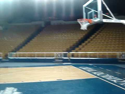 Oral Roberts University Basketball: How to Dunk Video Video