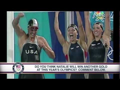 Natalie Coughlin's Gold Medal Moments