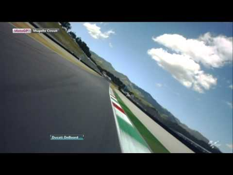 Mugello - Ducati OnBoard