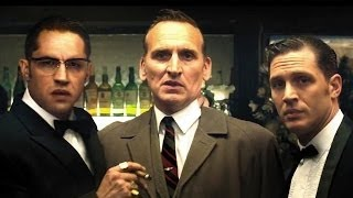 Legend Official Teaser TRAILER (2015) Tom Hardy Gangster Movie