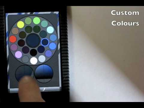 Paintbook 2.0 for iPhone / iPod touch