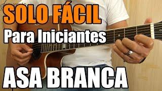 download musica Solo da Música Asa Branca para violão solo fácil para iniciantes