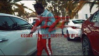 Kodak Black - ZEZE (feat. Travis Scott & Offset) Music Video