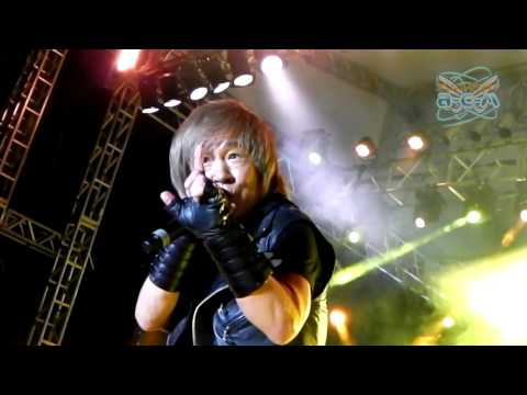 (Live) Akira Kushida Feat. Familia Lima - Uchuu Keiji Gavan
