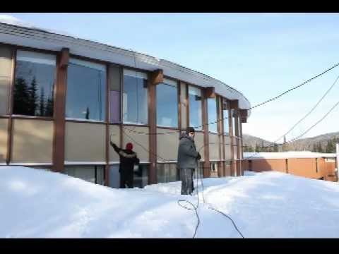 Winter Field Day 26-27 janvier 2013 Club Radio Amateur de Quebec VE2CQ