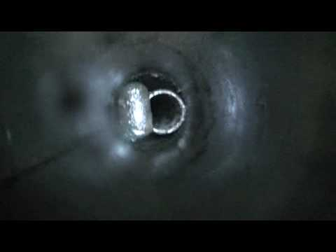 Down Hole Video of parted Tubing on a Antrim Gas Well