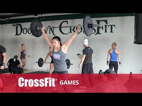 DogTown CrossFit on the Open