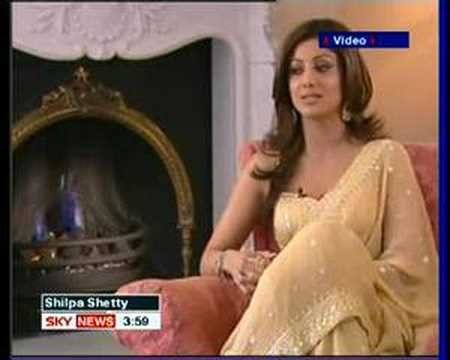 Shilpa Shetty Interview Part 1 video
