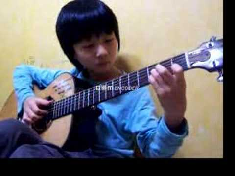 More Than Words by Sungha Jung tab