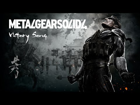 Metal Gear Solid 4 - Victory Song video