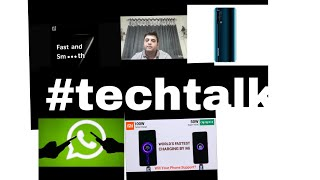 #techtalk 27 one plus 7 details / honour 20 pro leak /WhatsApp animated stickers,xiaomi 100w charger