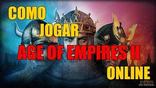 Como Jogar Age Of Empires 2 Online + INSTALAÇÃO PASSO A PASSO + BÔNUS (ATUALIZADO 2/5/2019)