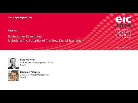 Luca Martelli, Christian Patrascu - Unlocking The Potential of The New Digital Economy