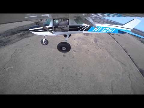 an analysis of landing a cessna 150 at sonoma skypark airport