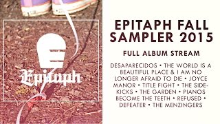 Epitaph Fall Sampler 2015