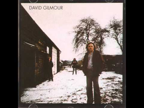 David Gilmour - Theres No Way Out Of Here