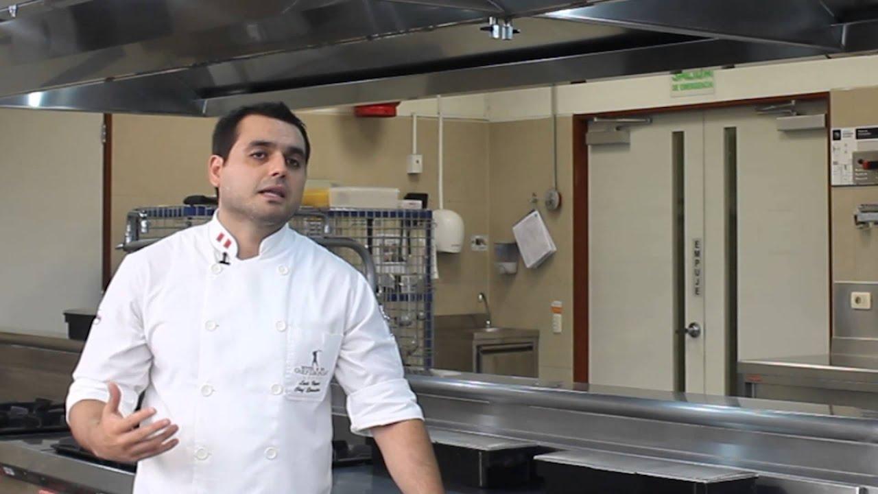La cocina molecular i luis vegas torres i red de graduados for Torres en la cocina youtube