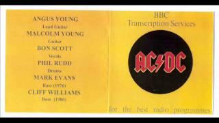 Watch AC DC Live Wire video