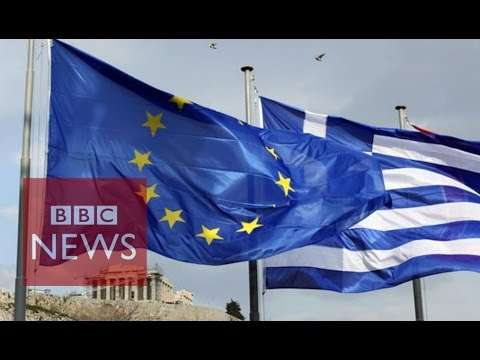 'It's Greece who spent too much money' - BBC News