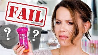 AWFUL PRODUCTS | Save Your Cash!!!