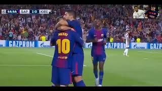 Барселона - Ювентус обзор матча (12.09.2017)