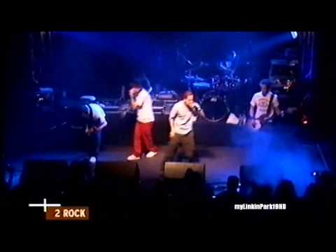 Linkin Park- Forgotten live HD-best performance Music Videos