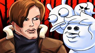 Oney Streams Resident Evil 4 with DingDong and Waffle