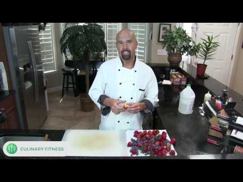 Freezing and Storing Fruits and Vegetables by Chef Dennis | Healthy Cooking Videos