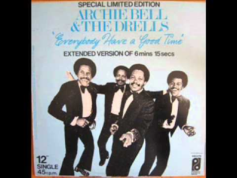 Archie Bell The Drells Glad You Could Make It