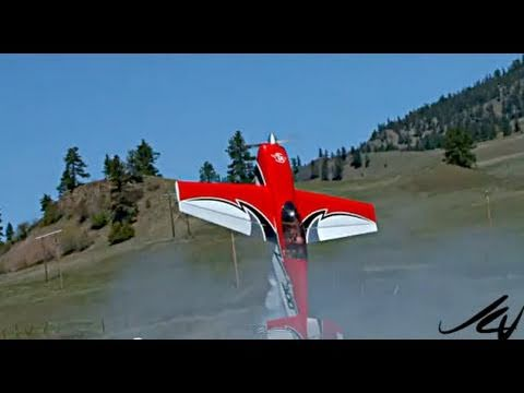 KORC - Extra 300 RC Demo Flight - Ogopogo Radio Controller's Flying Club